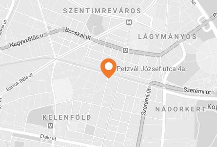 Kapcsolat térkép
